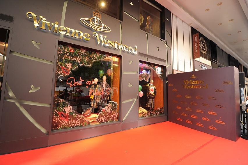 422295e027 MANIFESTO - RECAP: Vivienne Westwood's Flagship Store Opening (Hong ...