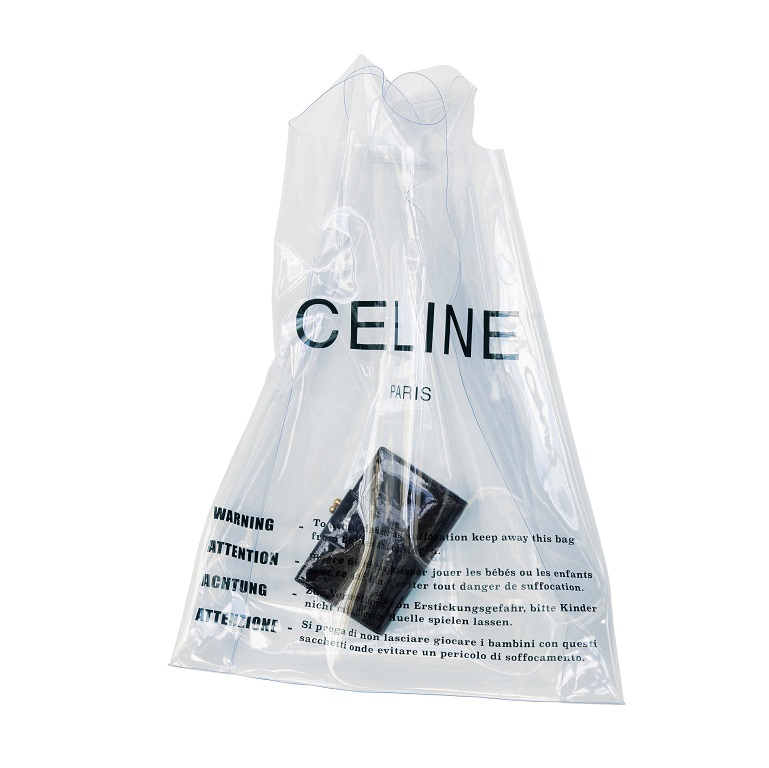 9044f1a405d6 MANIFESTO - FOR CLARITY S SAKE  Céline s Clear Tote Bag