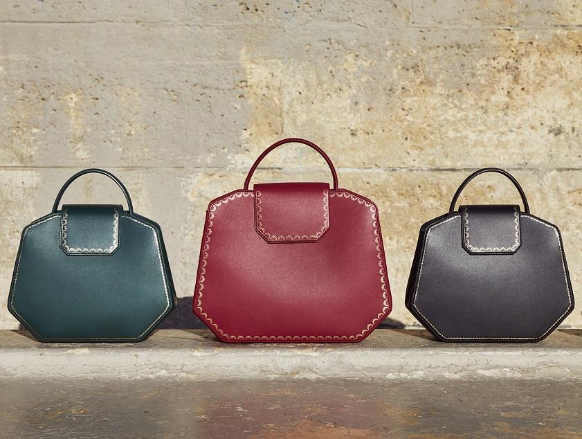 MANIFESTO - BET BIG ON THE BOX  Cartier s Guirlande de Cartier bag 28da580c2fa