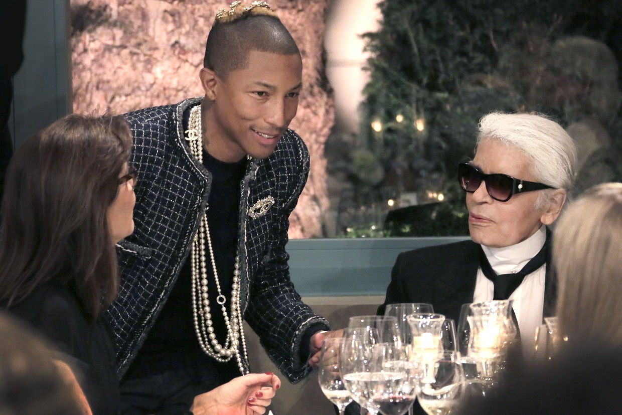 4acfb4d1dcfdf The Gabrielle Bag by Chanel. Pharrell Williams ...