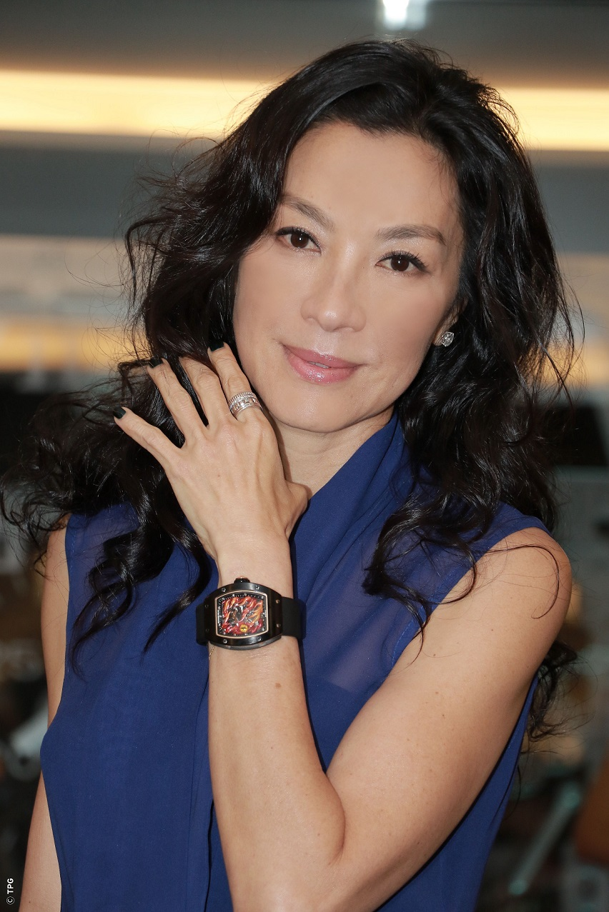 Picture of Michelle Yeoh